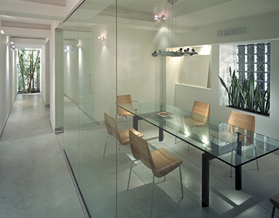 2 Glass Partitions U0026 Doors