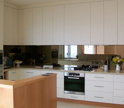 2 Glass Splashbacks
