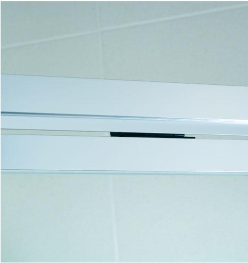 f3 Framed Shower Screens