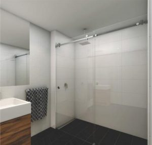 Brochure-Frameles-Sliding-Shower-Screen2-300x286 Frameless Sliding Shower Screens