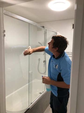 South Perth Shower Screen