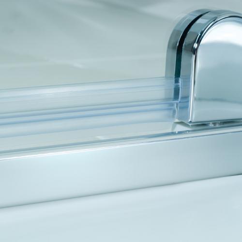 Optima_door_seal Semi Framed Shower